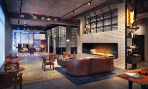 One of Moxy hotels new concept